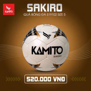 Quả bóng đá Kamito Sakiro chính hãng 2019 size 5