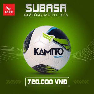 Quả bóng đá Kamito Subasa chính hãng 2019 size 5