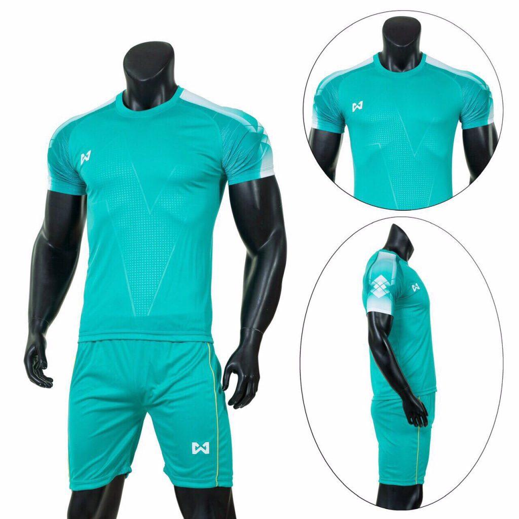 Áo bóng đá RIKI 1 cao cấp màu xanh