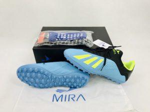 Giày bóng đá Mira chính hãng màu xanh dương