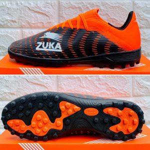 Giày bóng đá ZUKA phượng hoàng chính hãng màu đen-cam