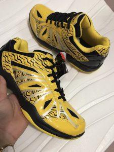Giày bóng chuyền, cầu lông Kawasaki K076 chính hãng màu vàng