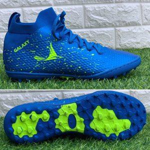 Giày bóng đá Mira Galaxy chính hãng màu xanh dương