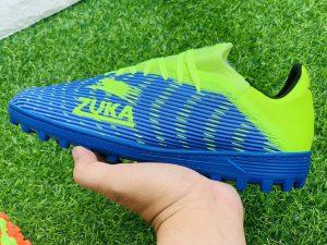 Giày bóng đá ZUKA phượng hoàng chính hãng màu xanh ngọc
