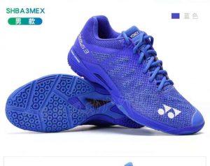 Giày bóng chuyền, cầu lông, bóng bàn Yonex màu xanh