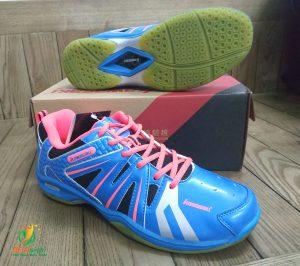 Giày cầu lông, bóng chuyền Kawasaki K152 chính hãng màu xanh