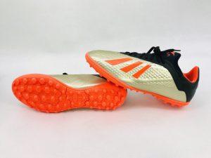 Giày bóng đá Mira chính hãng màu bạc