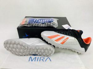 Giày bóng đá Mira chính hãng màu trắng