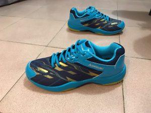 Giày bóng chuyền, cầu lông Kawasaki K159 chính hãng màu xanh