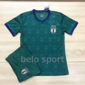 Áo bóng đá CLB Italia màu xanh lá mùa giải 2019-2020