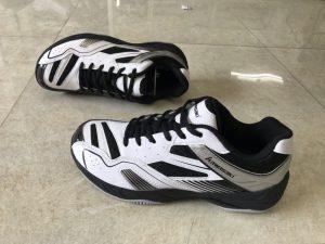 Giày bóng chuyền cầu lông Kawasaki K159 màu trắng