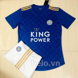 Áo bóng đá CLB Leicester City màu xanh đậm 2019