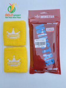 Băng cổ tay Winstar Ws235 màu vàng chính hãng