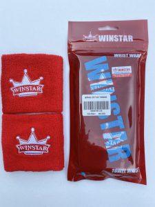 Băng cổ tay Winstar Ws235 màu đỏ chính hãng