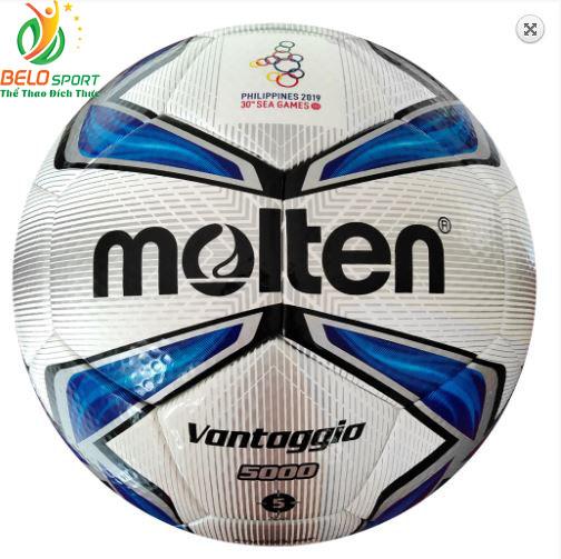 Quả bóng đá Molten F5V5003 – Z9P chính hãng (bóng Seagame 30)