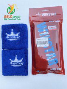 Băng cổ tay Winstar Ws235 màu xanh đậm chính hãng