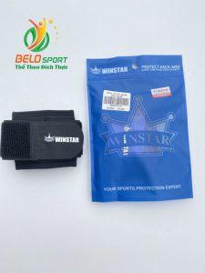 Băng cổ tay quấn Winstar WS236 màu đen chính hãng