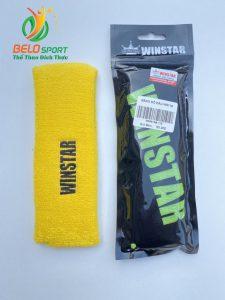 Băng đô thể thao, băng trán Winstar WS118 màu vàng chính hãng