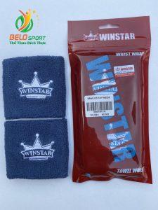 Băng cổ tay Winstar Ws235 màu tím than chính hãng
