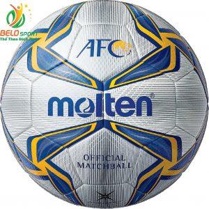 Quả bóng đá Molten  F5V5003-A số 5 chính hãng