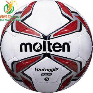 Quả bóng đá Molten F5v2700-R số 5 chính hãng
