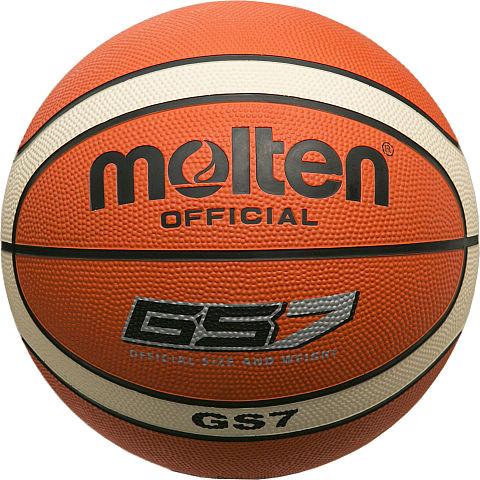 Quả bóng rổ Molten BGS7 cao su số 7 chính hãng