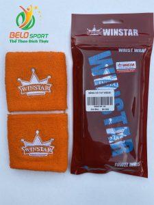 Băng cổ tay Winstar Ws235 màu cam chính hãng