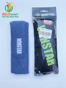 Băng đô thể thao, băng trán Winstar WS118 màu xanh chính hãng