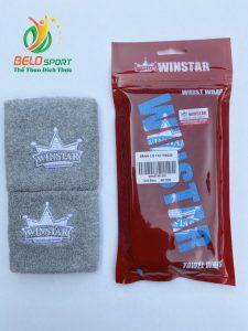 Băng cổ tay Winstar Ws235 màu xám chính hãng