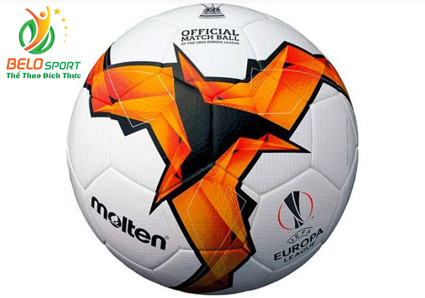 Quả bóng đá Molten F5U5003-K19 EUROPA LEAGUE số 5 chính hãng