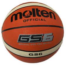 Quả bóng rổ Molten BGS6 cao su số 6 chính hãng