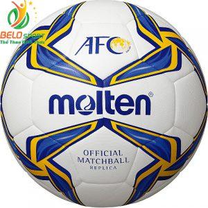 Quả bóng đá Molten F5V 3400-A số 5 chính hãng