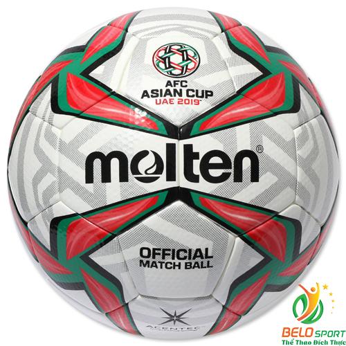 Quả bóng đá Molten F5v5003-A19U sô 5 (Asian Cup 2019)