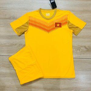 Áo bóng đá đội tuyển quốc gia Việt Nam màu vàng