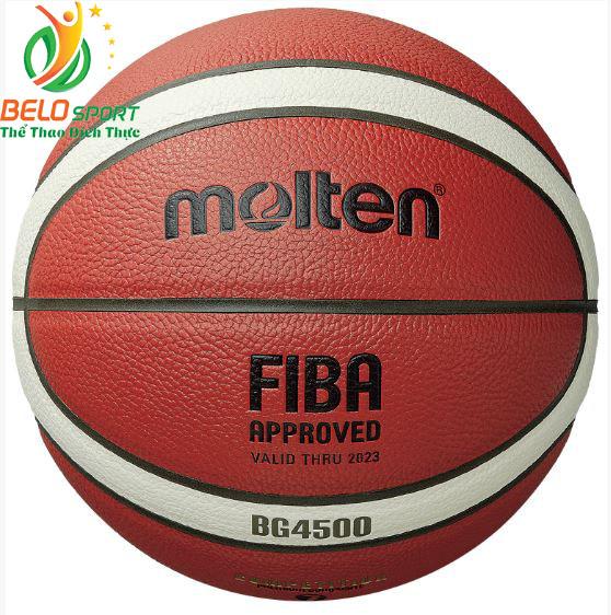 Quả bóng rổ Molten B7G4500 da chính hãng size 7
