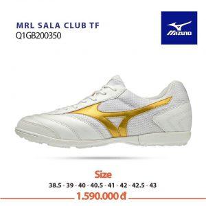 Giày bóng đá Mizuno MRL SALA CLUB TF Q1GB200350 chính hãng