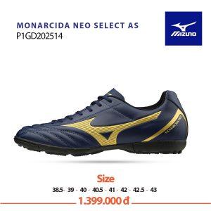Giày bóng đá Mizuno Monarcida Neo P1GD202514 chính hãng