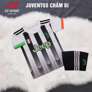 Áo bóng đá trẻ em CP CLB Juventus năm 2020