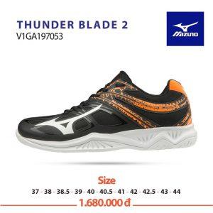 Giày bóng chuyền Mizuno THUNDER BLADE 2 V1GA197053 chính hãng