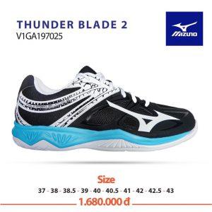 Giày bóng chuyền Mizuno THUNDER BLADE 2 V1GA197025 chính hãng