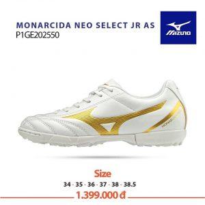 Giày bóng đá Mizuno MONARCIDA NEO P1GE202550 chính hãng