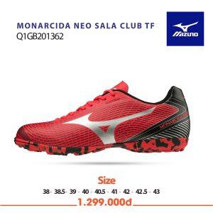 Giày bóng đá Mizuno Monarcida Neo Q1GB201362 chính hãng