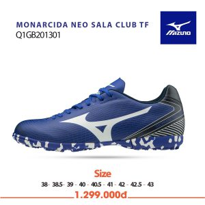 Giày bóng đá Mizuno Monarcida Neo Q1GB201301 chính hãng