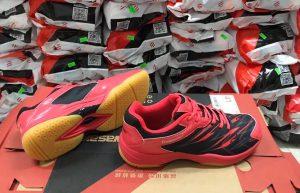 Giày bóng chuyền, cầu lông Kawasaki K159 chính hãng màu đỏ