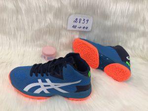 Giày bóng chuyền Asics mã 2839 màu xanh dương mới nhất 2020