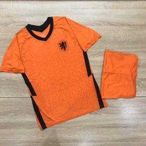 Áo bóng đá đội tuyển Hà Lan phối màu cam mới nhất 2020