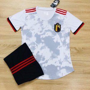 Áo bóng đá đội tuyển Bỉ màu trắng mới nhất 2020
