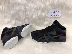 Giày bóng chuyền Asics mã 2839 màu đen mới nhất 2020