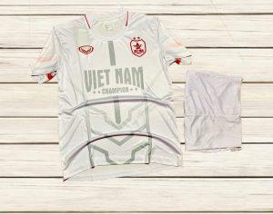Áo bóng đá đội tuyển quốc gia Việt Nam màu trắng mới nhất năm 2020
