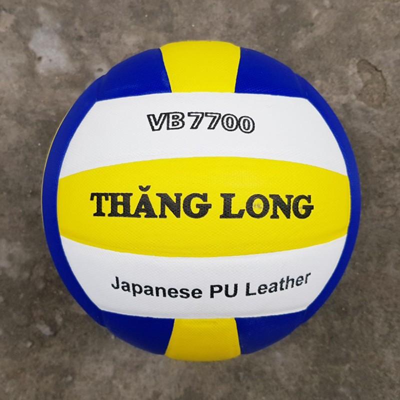 Quả bóng chuyền da Thăng Long VP 7700 chính hãng
